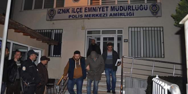 Tutuklu sayısı 3'e yükseldi