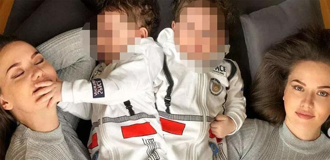 Fahriye Evcen oğlu Karan'ın yüzünü gösterdi! Rekor kırdı