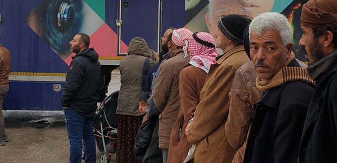 MSB: Resulayn'da 79 kişi göz taramasından geçirildi