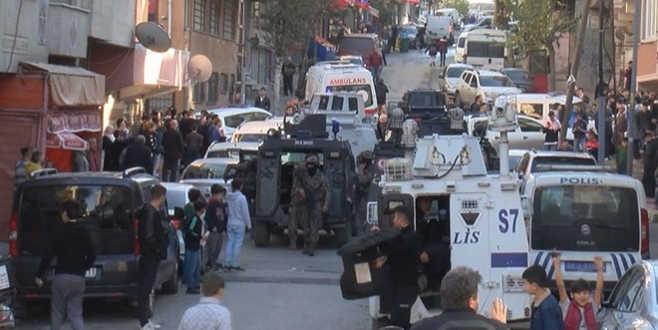 Cezaevi firarisinden polise ateş