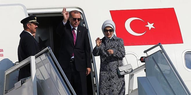 Cumhurbaşkanı Erdoğan, İsviçre ve Malezya'yı ziyaret edecek