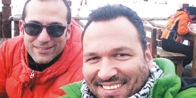 Ali Sunal'ın Uludağ keyfi