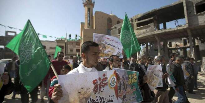 Mısır: Hamas terör örgütü