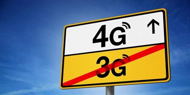 4G internet dönemi geliyor!