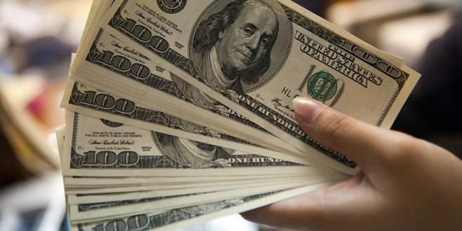 Vatandaş dolar topluyor!