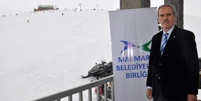 Büyükşehir Uludağ'da para değil yetki istiyor