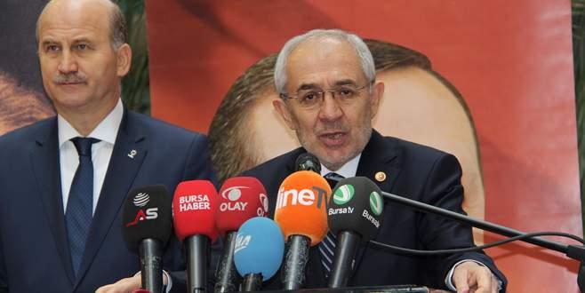 """""""Çözüm sürecini AK Parti'nin oyu belirleyecek"""""""