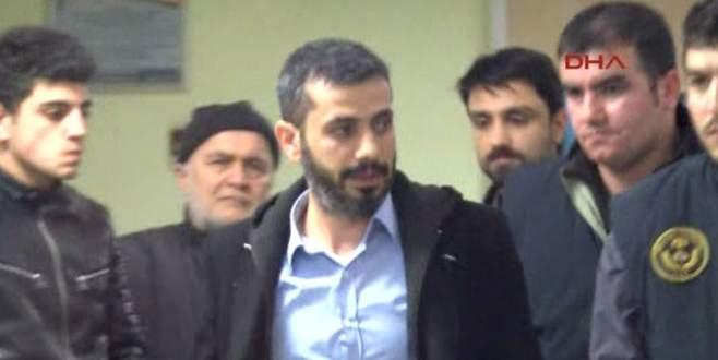 Gözaltına alınan Baransu Emniyet'te
