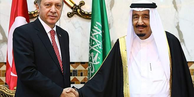 Türkiye ile S.Arabistan o konuda anlaştı
