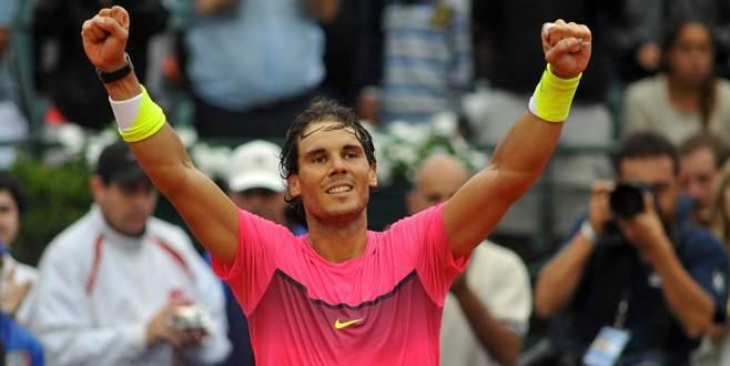 Nadal rekora ortak oldu