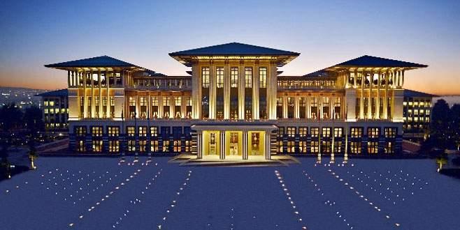 Cumhurbaşkanlığı Sarayı'na zehir birimi kuruluyor!