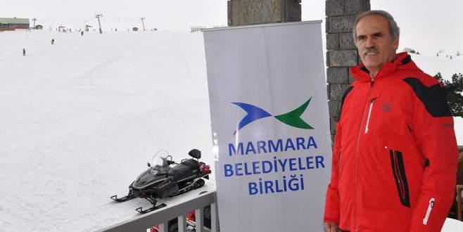 'Bursa'da 600 tesise yetecek termal su var'