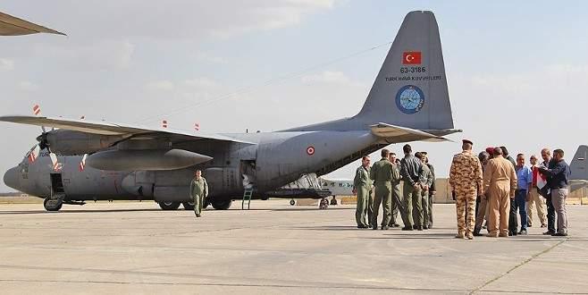 Türkiye'den Irak'a askeri yardım