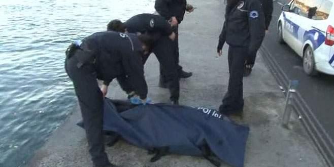 Denizden kadın cesedi çıktı