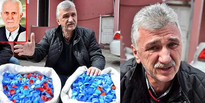 Babanın ağlatan 'mavi kapak' vasiyeti
