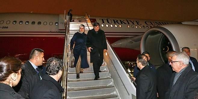 Başbakan Davutoğlu ABD'de