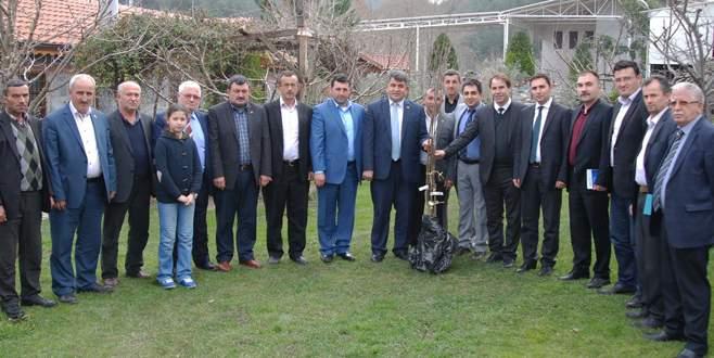 Kestane'yi Ege'den alıyoruz, Bursa'da üretim yaygınlaşmalı