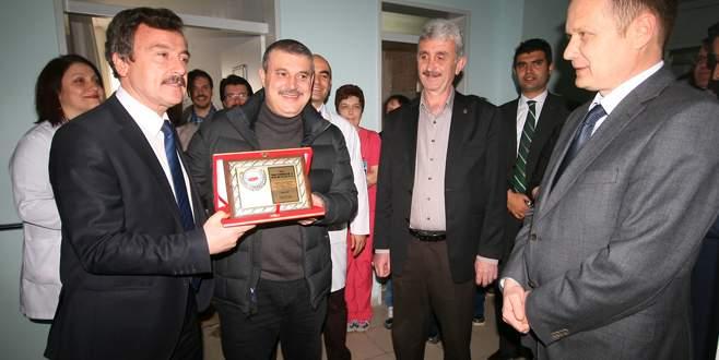 Yenişehir'e Fizik  Tedavi Ünitesi
