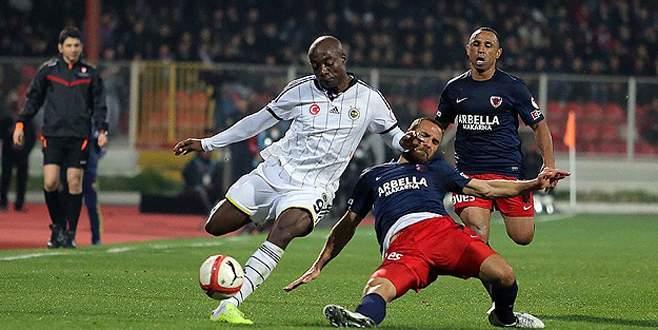 Fenerbahçe kupada avantaj sağladı