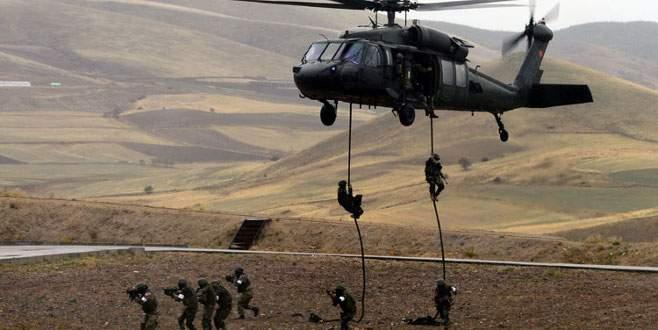 Türk askeri oraya da gidecek