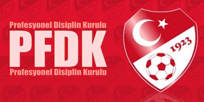 Bursaspor'a şok ceza!