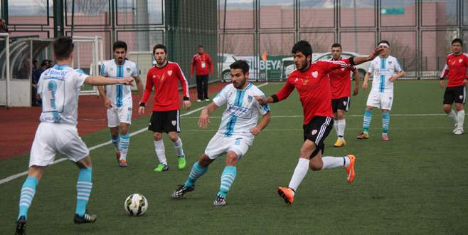 Bursa Merinos play-off için: 1-0