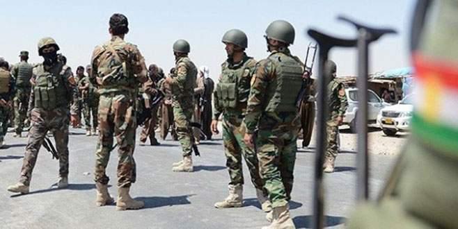 Türkiye'den Peşmerge'ye  askeri eğitim