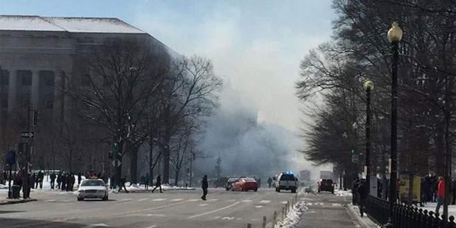 Beyaz Saray'da büyük patlama!