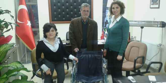 Engellilere umut oldular