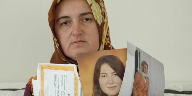 3 yıldır kayıp kızını arıyor