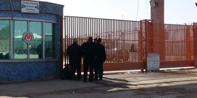 2 sınır kapısı kapatıldı