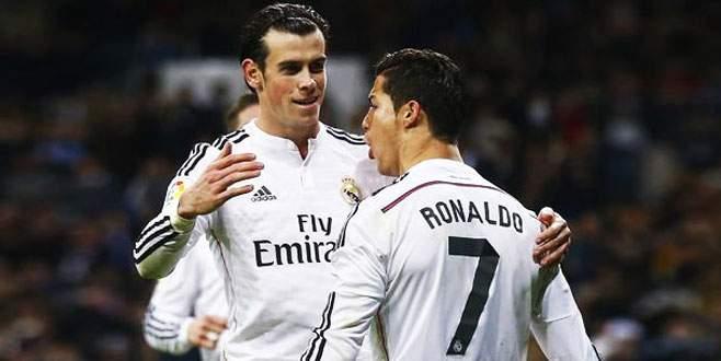 Gareth Bale'dan çarpıcı Ronaldo açıklaması