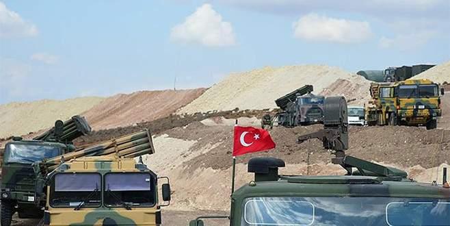 Türk askeri İdlib'de
