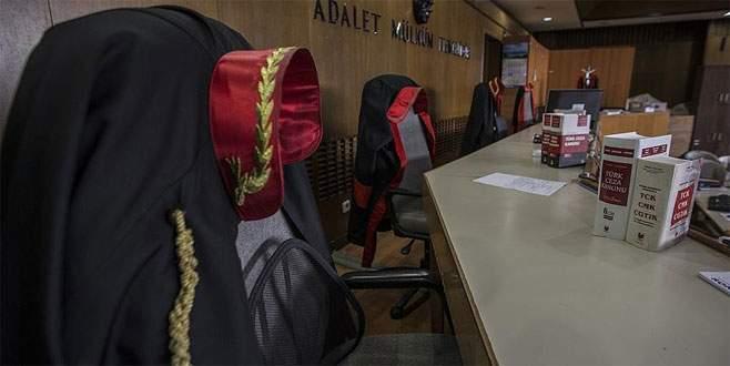 287 hakim ve savcının görev yeri değişti