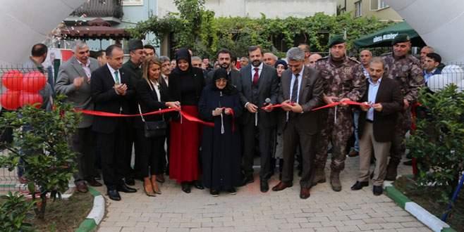 Şehit isimleri Gürsu'daki parklarda yaşatılacak
