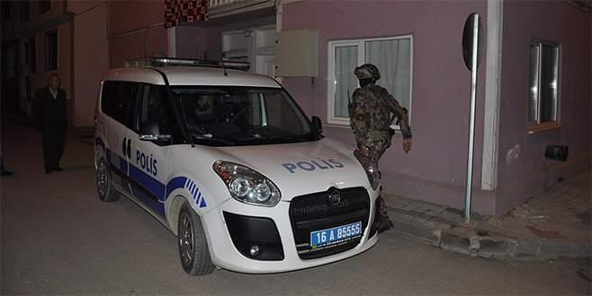 Bursa'da DEAŞ operasyonu: 6 gözaltı