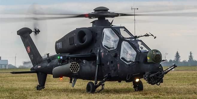 Atak helikopterine 'ağır ağabey' geliyor