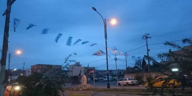 Kerkük'te gece sokağa çıkma yasağı ilan edildi