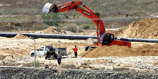 Filistin'in 'can damarı' tüneller yıkılıyor