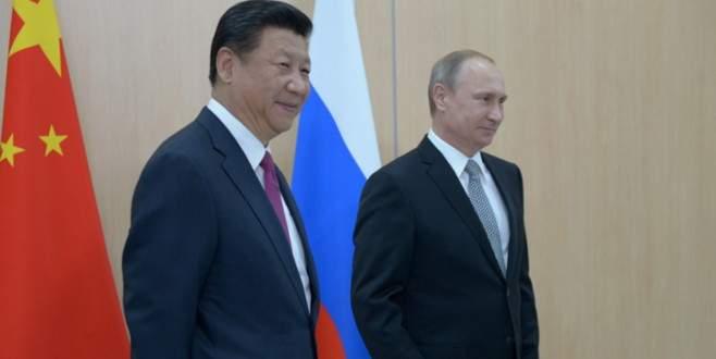 Batı yaptırım uyguluyor, Putin, Çin'e gidiyor