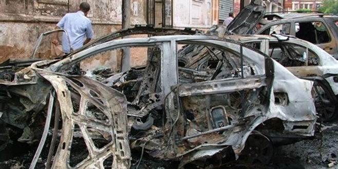 Lazkiye'de bombalı saldırı: 10 ölü