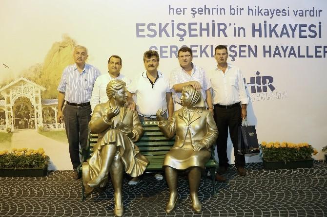 Karşıyaka Belediye Başkanından Küçük Eskişehir'e Ziyaret