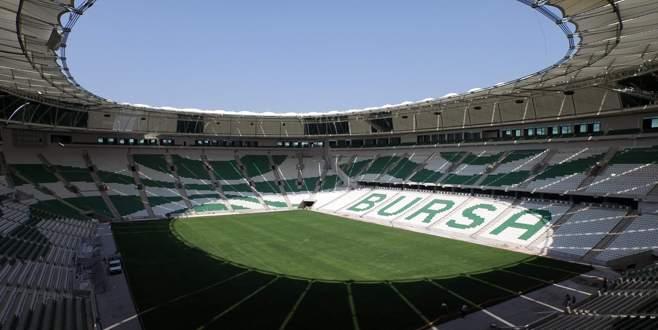 Beşiktaş'ın stadıyla bizimkisi arasında dünya kadar fark var