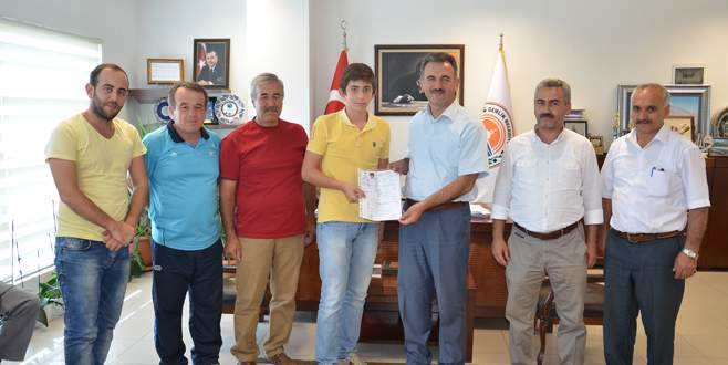 Mehmet Ali Bursaspor'da