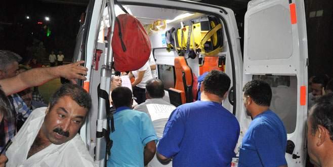 PKK'lılar trafik polislerine saldırdı: 3 yaralı