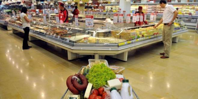 Ağustos enflasyonu belli oldu