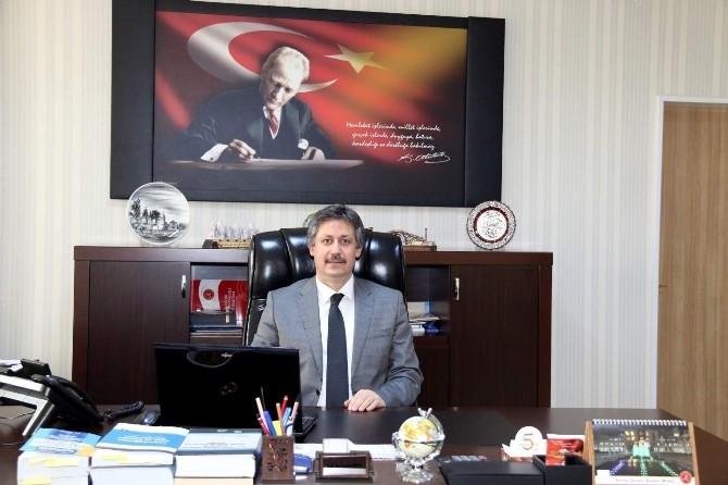 Prof. Dr. İsmail Bekci, Nehü İktisadi Ve İdari Bilimler Fakültesi Dekanlığına Atandı