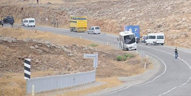 Bölge halkı PKK'ya karşı askere...