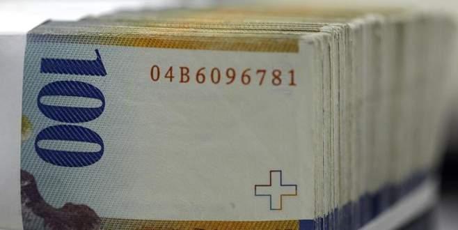 Ne dolar ne Euro 2015'in yıldızı İsviçre Frang'ı