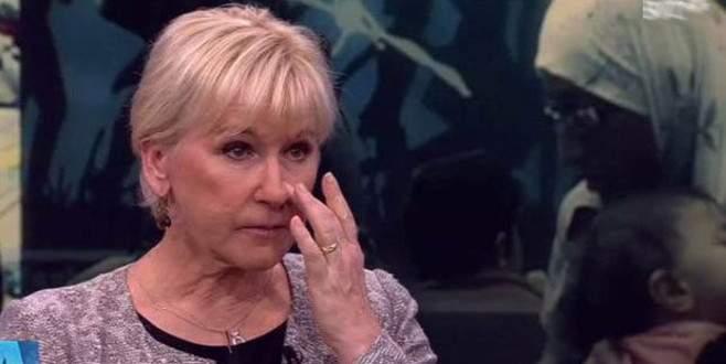 Minik Aylan İsveçli bakanı ağlattı